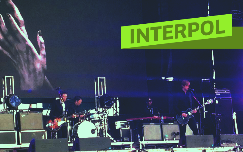 interpol lollapalooza